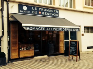 le bouchet fromager